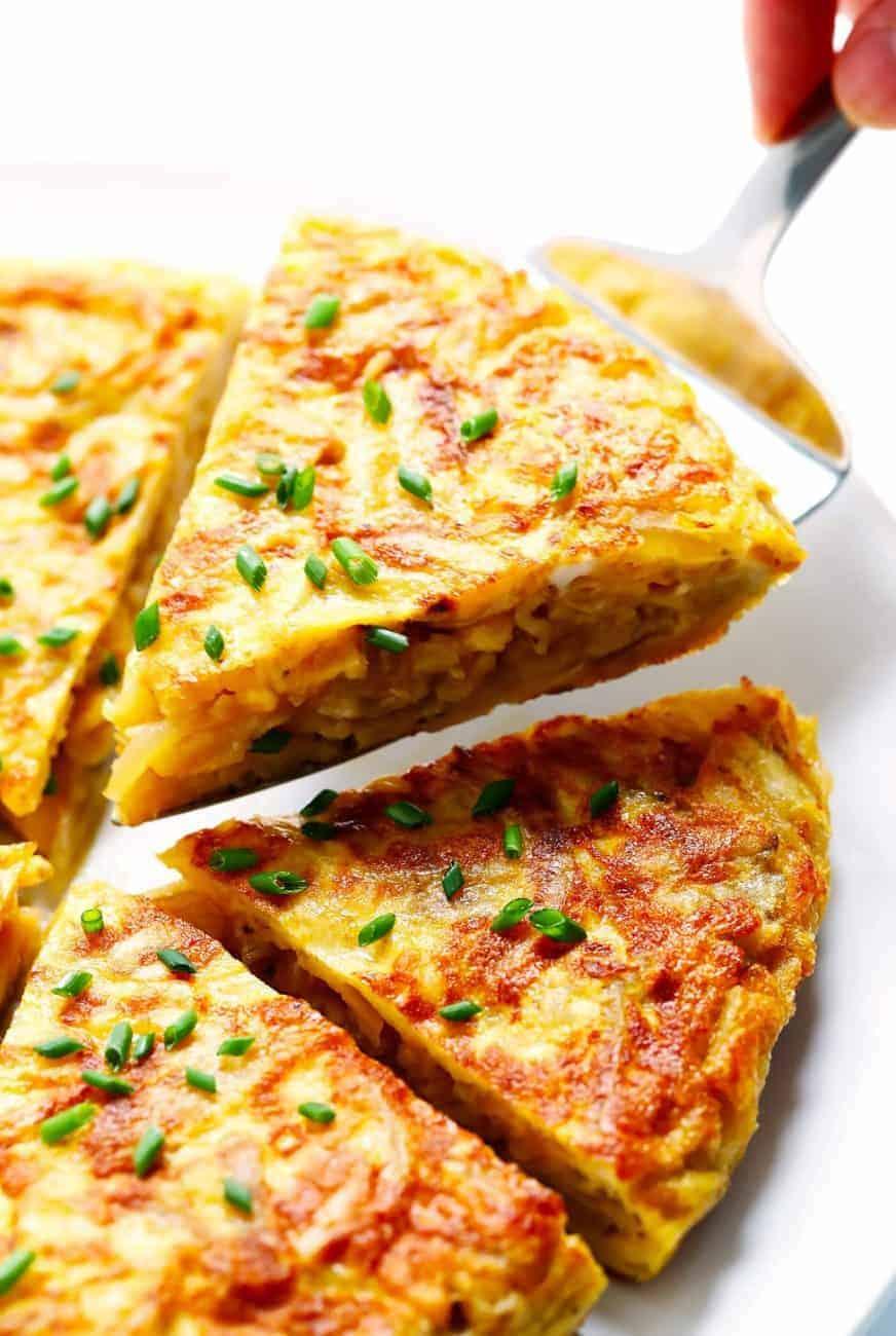 Kartoffeltortilla: schnell & simpel in 15 Min