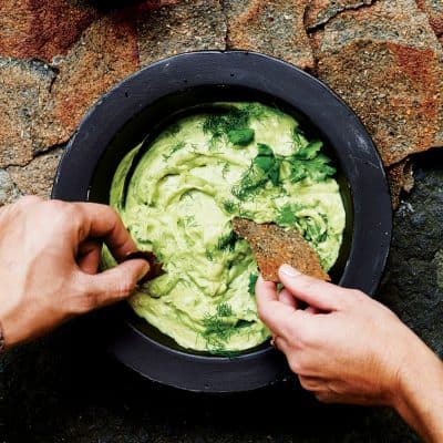 Avocadocreme selber zubereiten