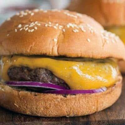Burger Rezept Cheeseburger selber machen