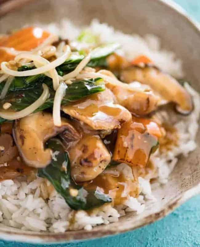 Chop Suey – das flotte chinesische Pfannengericht