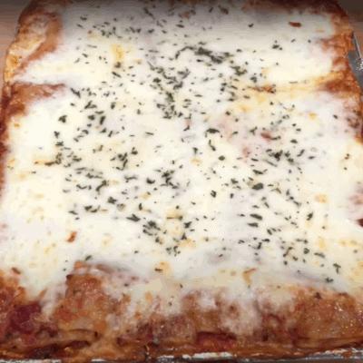Gemüse Lasagna