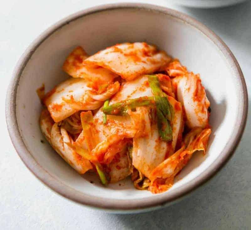 Kimchi – das koreanische Gericht – simpel lecker
