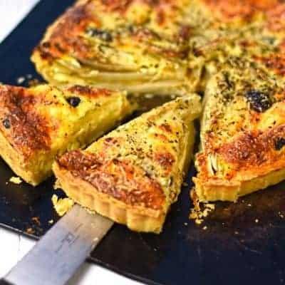 Chicorée Tarte