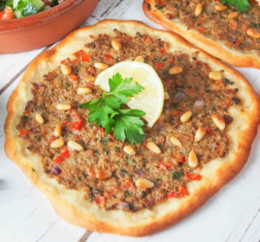 Lahmacun- das tolle Gericht für unterwegs