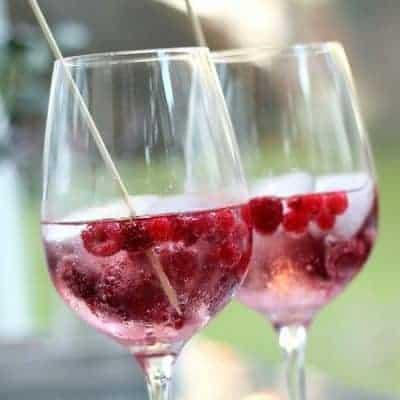 Lillet Wild Berry Serviervorschlag