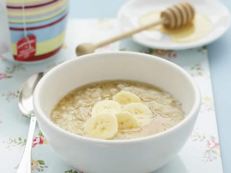 Haferkleie zum Frühstück – super leichtes & gesundes Rezept