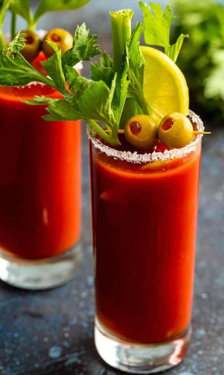 Bloody Mary – die Nummer 1 der Cocktails