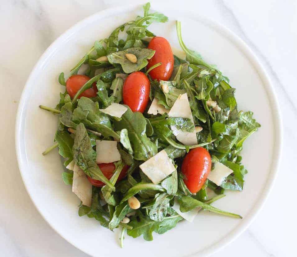 Insalata Mista, eine köstliche, italienische Beilage