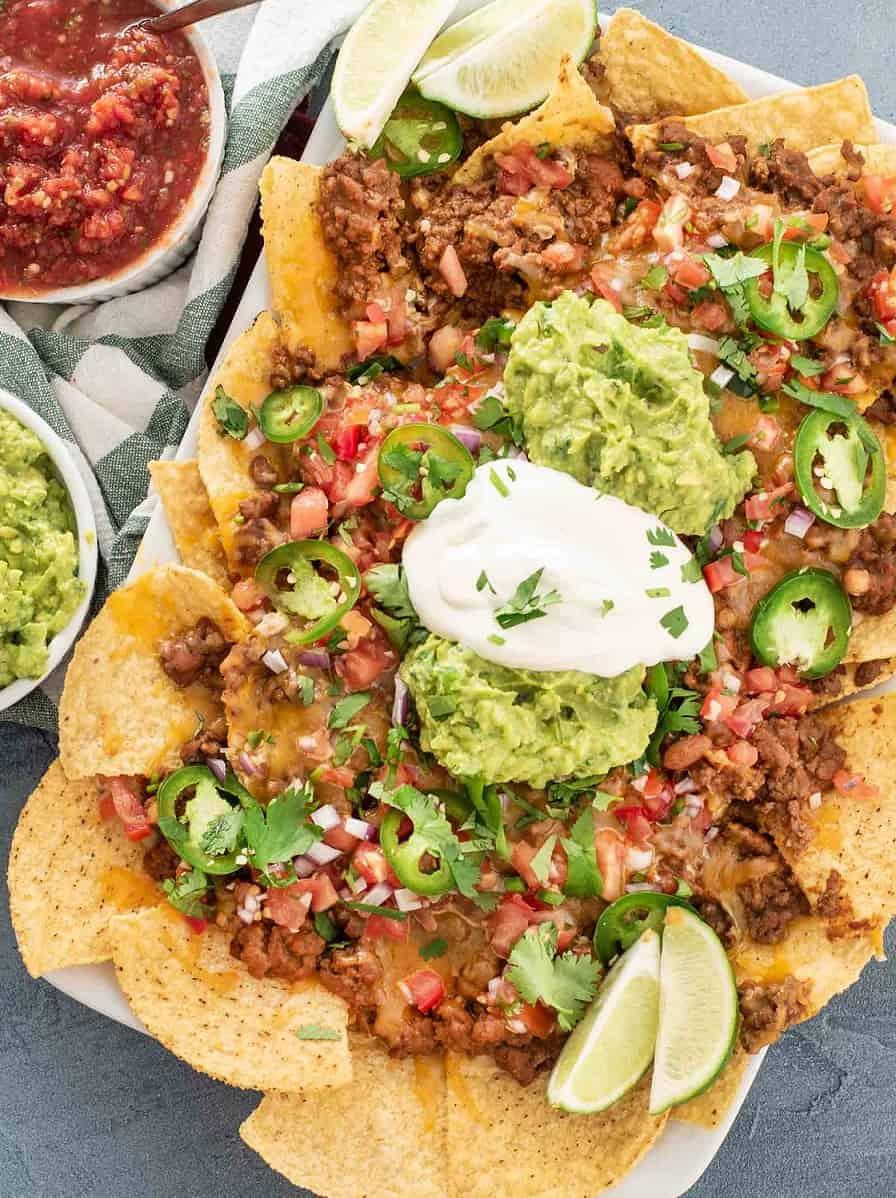 Nachos – ein schneller mexikanischer Leckerbissen