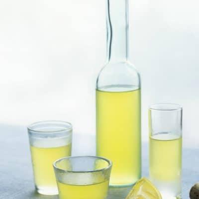 Limoncello Zitronenlikör italienisch