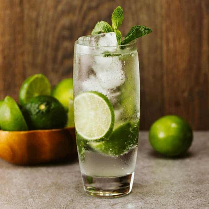 Mojito Rezept: den beliebten Rum-Cocktail selber machen