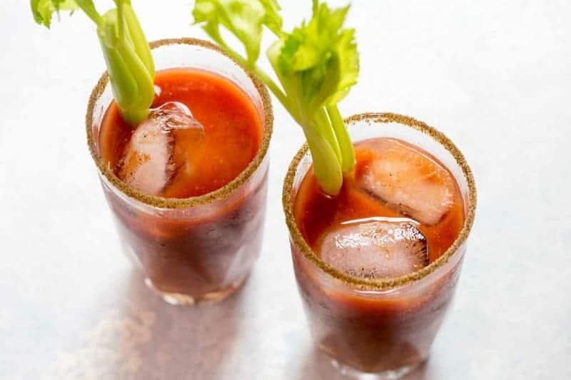 Alkoholfreie Cocktails: Virgin Mary selber zubereiten