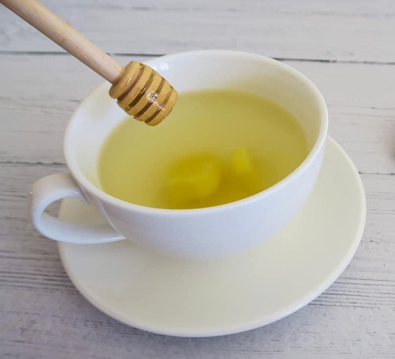Ingwertee – eine Tasse pure Entspannung