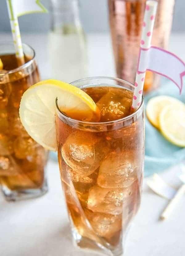 Long Island Ice Tea – toller Cocktail, purer Genuss