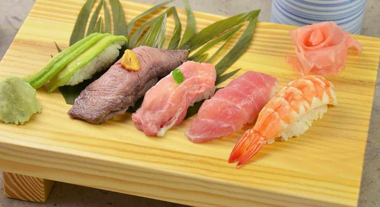 Nigiri Sushi schnell und lecker zubereiten