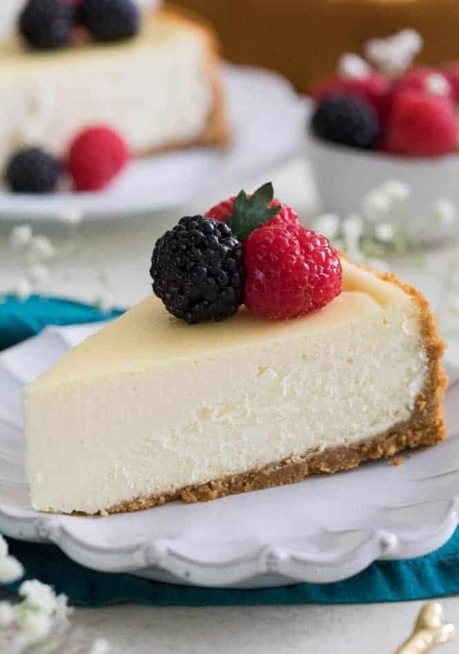 Cheesecake – das beste Rezept aus 7-Zutaten