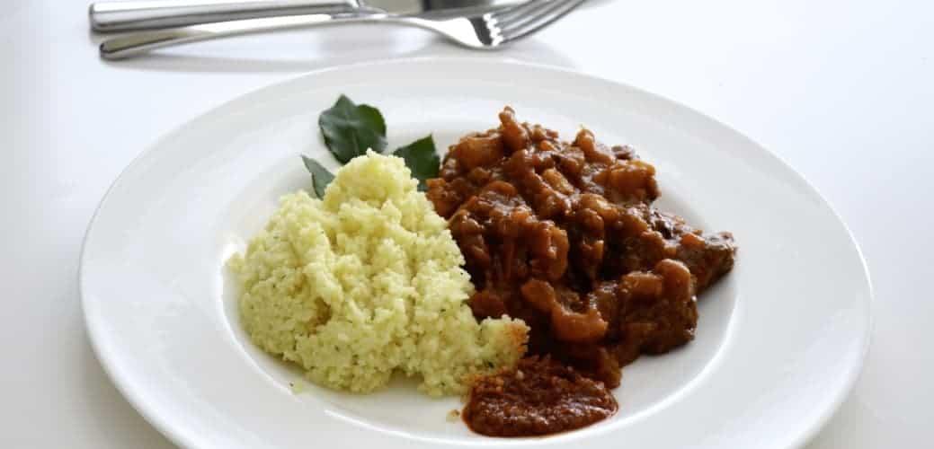 Marokkanischer Eintopf mit Rindfleisch: toll