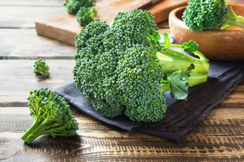 Brokkoli essen gesund