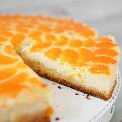 Mandarinen Schmand Kuchen selber backen