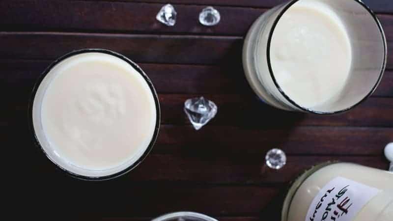Likör 43 Cocktails: leckere Idee mit weißer Schokolade