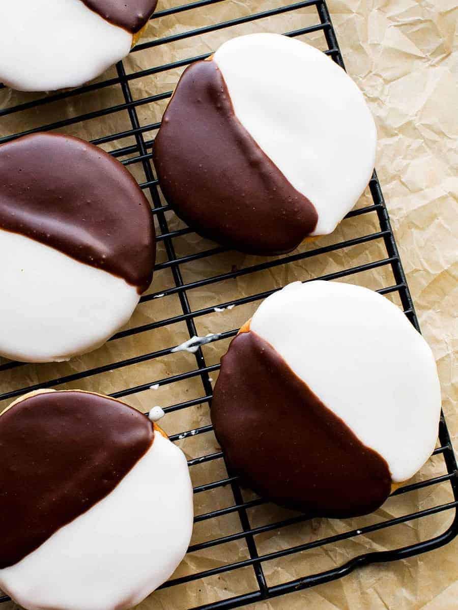 Amerikaner Rezept, wunderbar frische Cookies