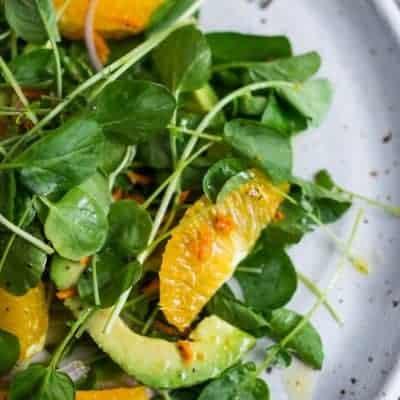 Kresse Salat