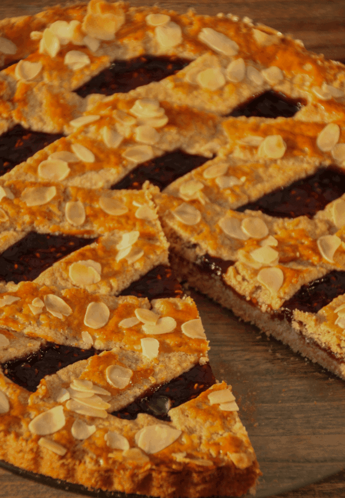 Linzer Torte-die älteste und beste der Welt!