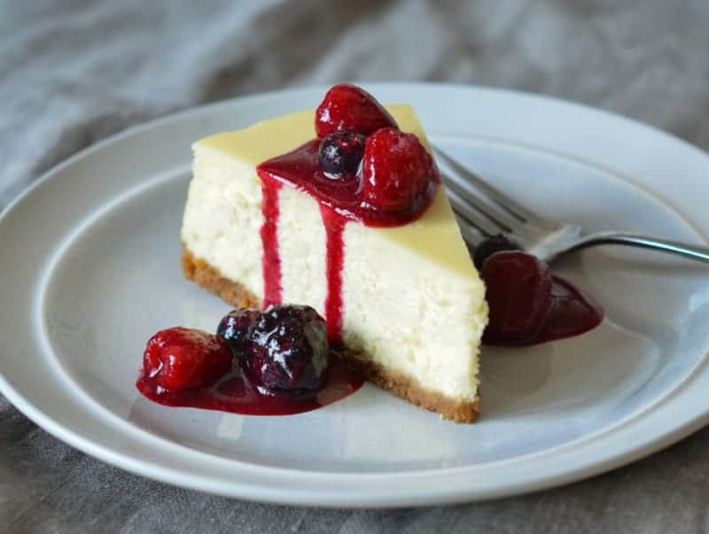New York Cheesecake selber backen – das Originalrezept!