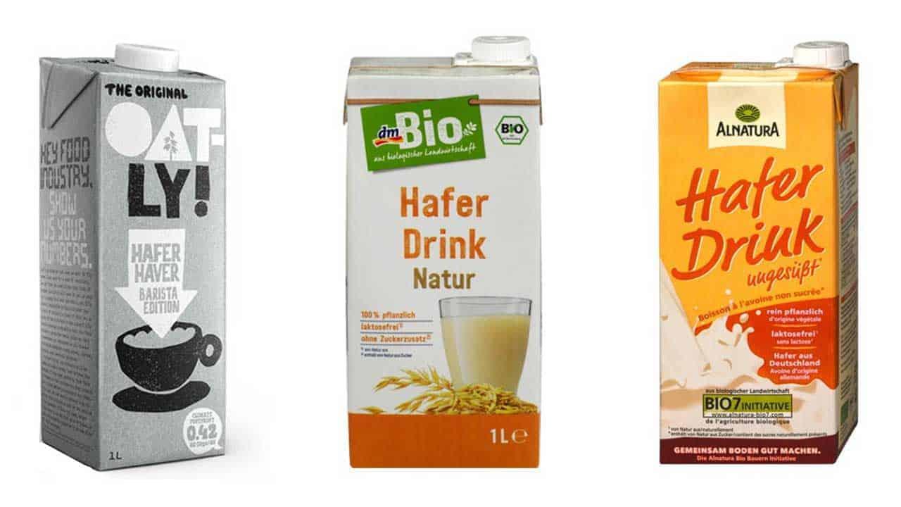 Bio Hafermilch kaufen Verpackung