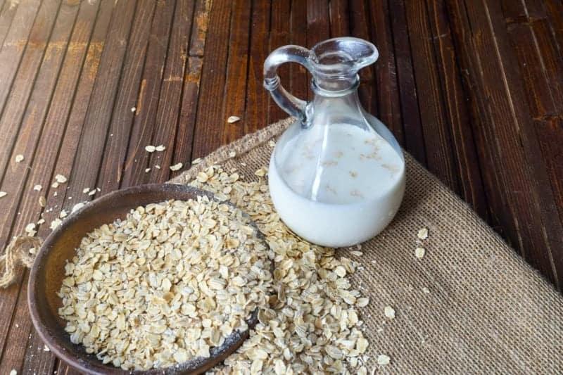Hafermilch nützliche Eigenschaften