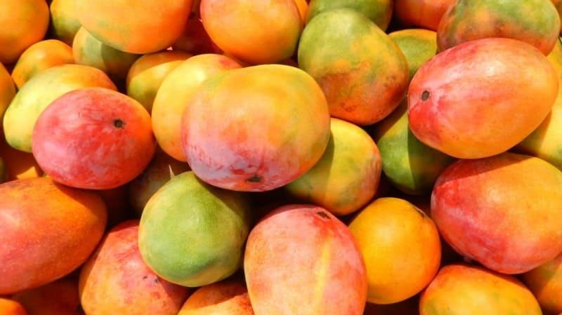 Mango essen Vorteile
