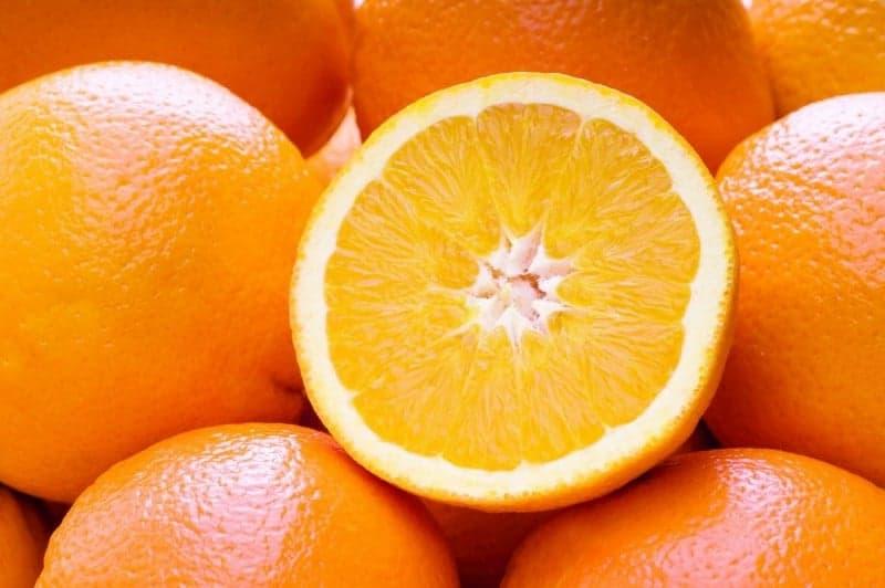 Orangen Vorteile Gesundheit