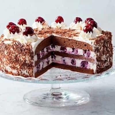 Torten Rezepte Schwarzwälder Kirschtorte