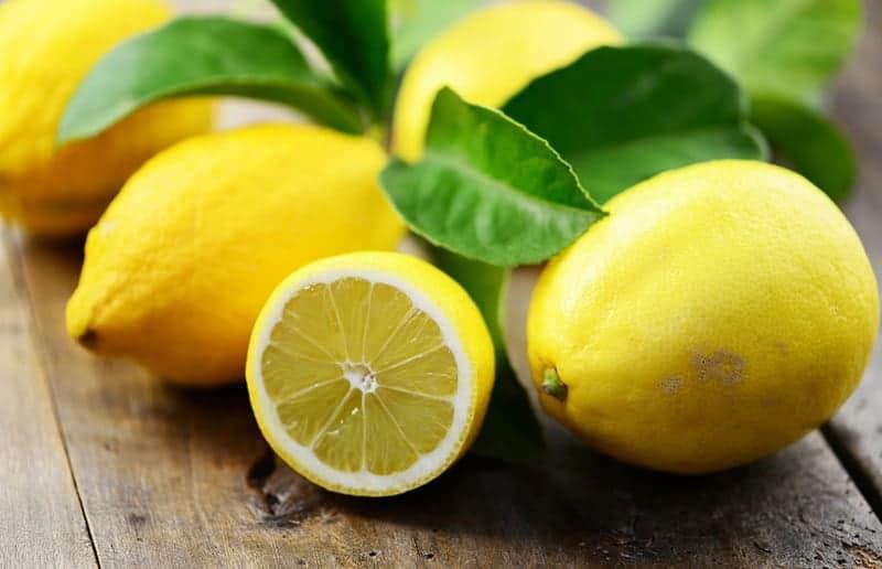 Zitronen nützliche Eigenschaften