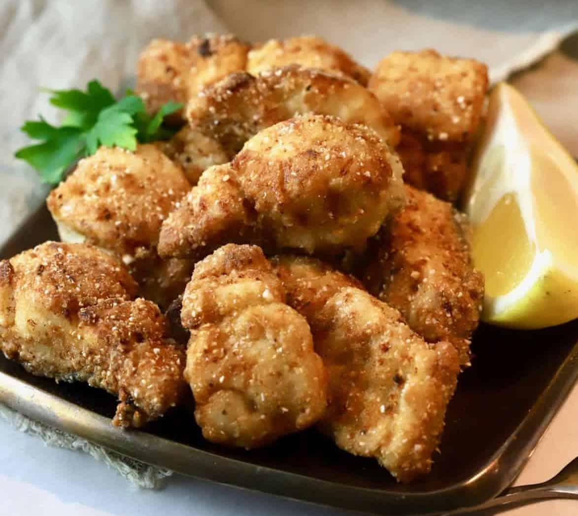Makrele Nuggets für die Familie – Genial