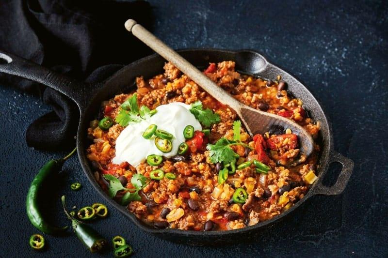 Chili con Carne – das mexikanische Originalrezept!