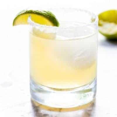 Triple Sec Margarita