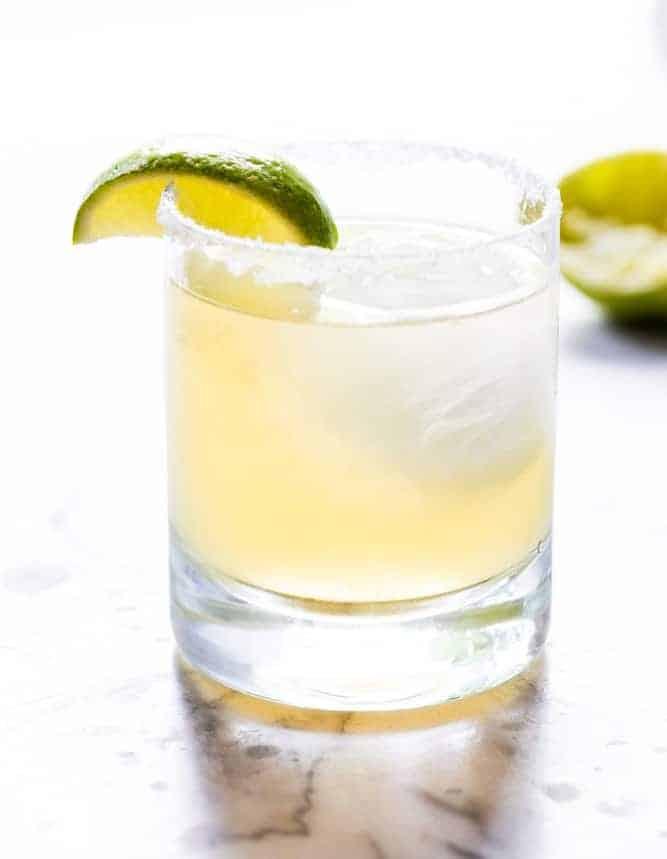 Triple Sec Margarita – ein herrlich erfrischender Cocktail!