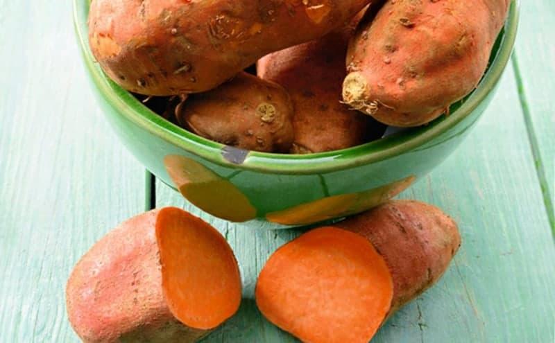 Süßkartoffeln Vorteile