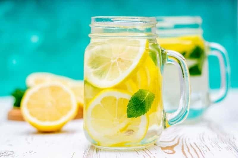 Zitronen gesundheitliche Vorteile