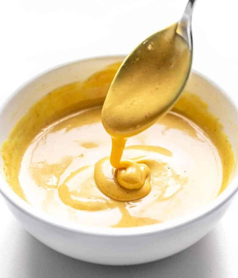 Honig Senf in nur 5 Min. lecker zubereiten