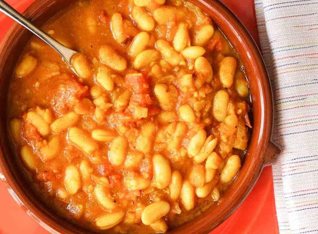 Marokkanischer Bohneneintopf oder einfach Loubia!