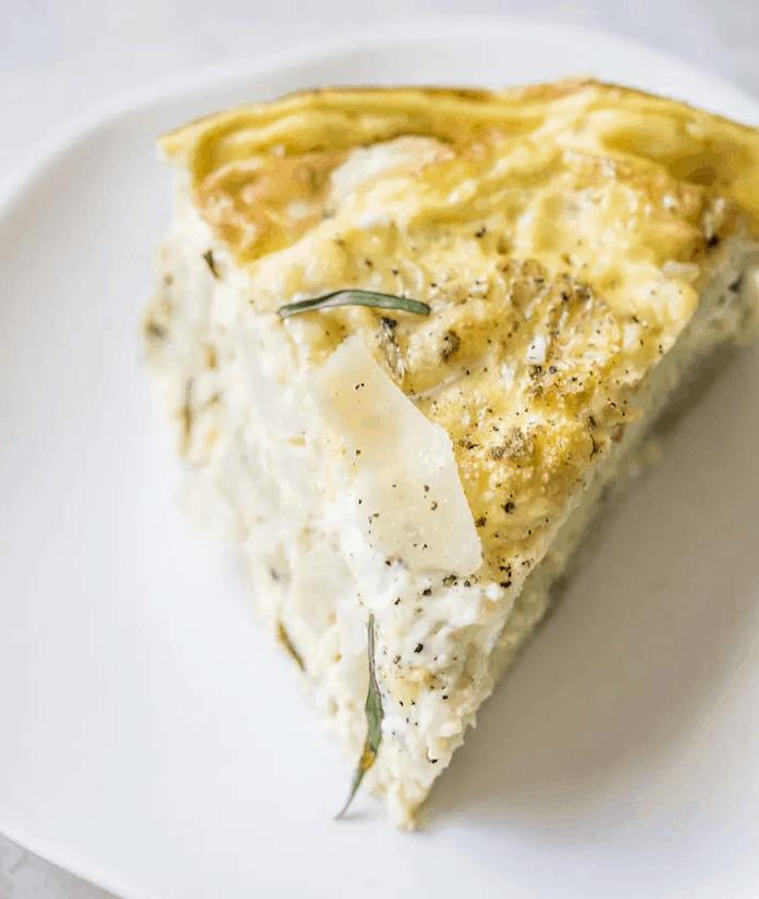 Blumenkohl Rezepte: die perfekte Quiche