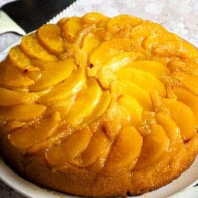 Nektarine Kuchen