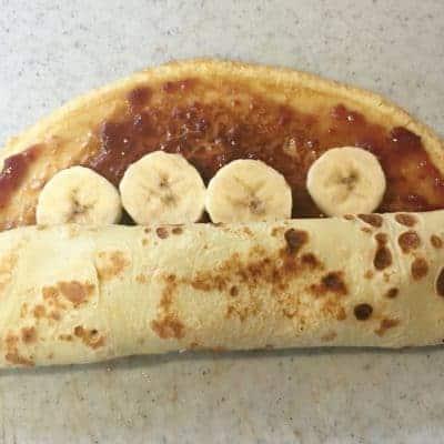 Pancakes, deutsche Pfannkuchen