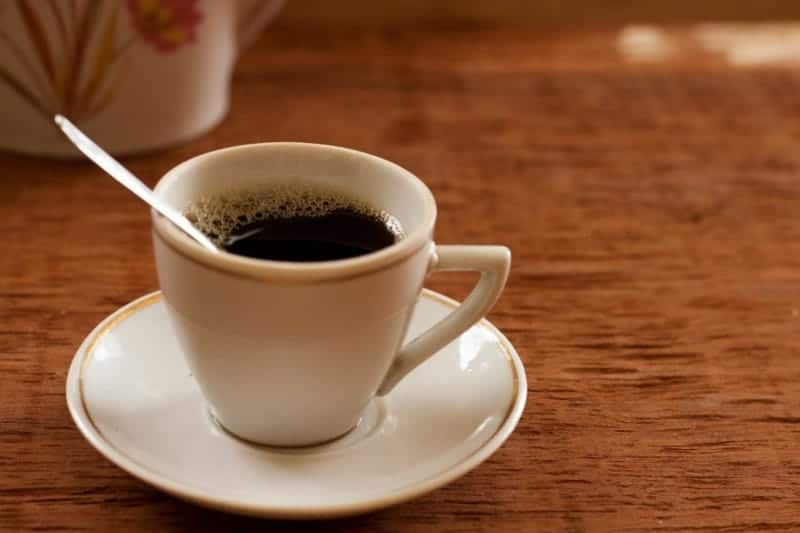 Kaffee trinken