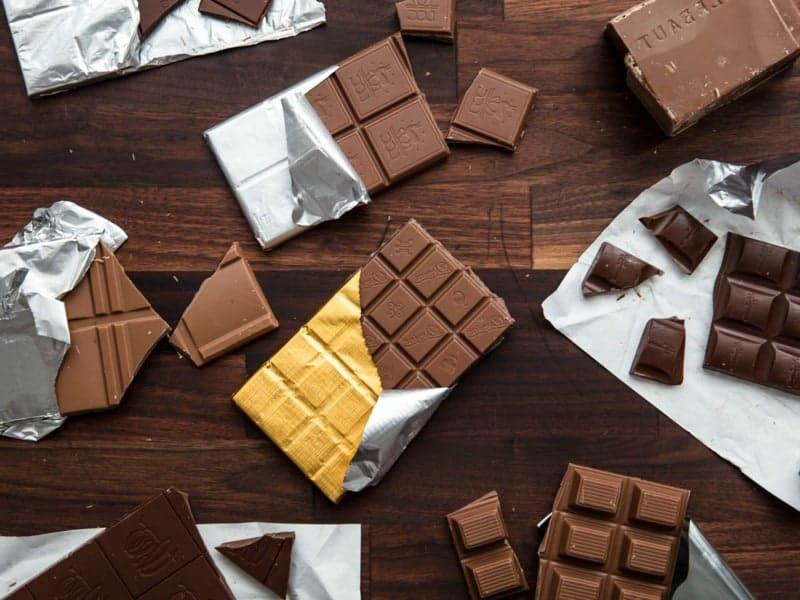 die Geschichte der Schokolade