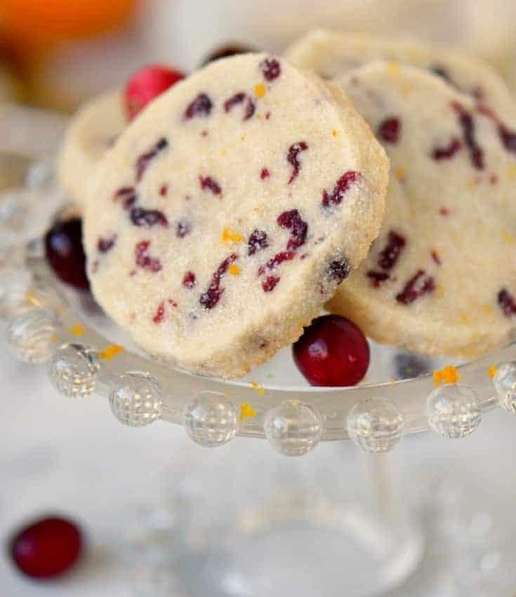 Cookies Rezept – leckere Cranberry-Orangen-Kekse
