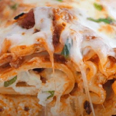 Grünkohl Rezept, Cannelloni
