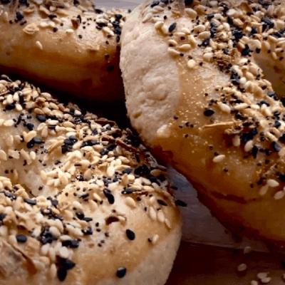 Bagels, glutenfrei